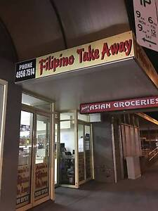 ASIAN GROCERIES AND TAKE AWAY FOR SALE Cardiff Lake Macquarie Area Preview