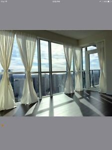 Bloor/Yonge Area, 2BR,Parkg,37Flr,Balcny,East/LakeView$2400/m+H