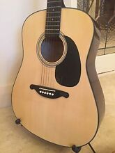 SX Acoustic guitar - EXCELLENT condition (unwanted gift) New Lambton Heights Newcastle Area Preview