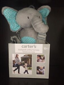 Carters backpack safety harness