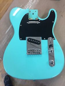 Tele loaded body