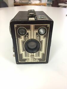 Six-20 Brownie Camera