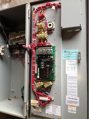 Cutler-hammer 150 Amp Transfer Switch 240 Volt Athafda20150w 1 Phase Needs Work