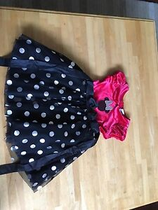 Minnie Mouse girls dress size 4t