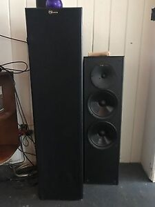 Nuance full home theatre sound system