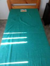 Single bed mattress (foam) from clark rubber - never used Horsham 3400 Horsham Area Preview