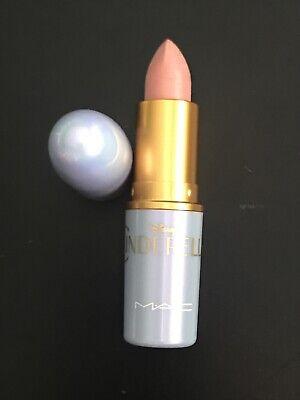 Usado, MAC Royal Ball Lipstick Cinderella Disney Limited Edition New segunda mano  Madrid