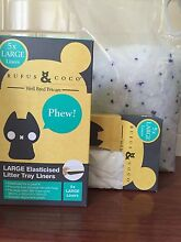 cat litter and liners Leichhardt Leichhardt Area Preview