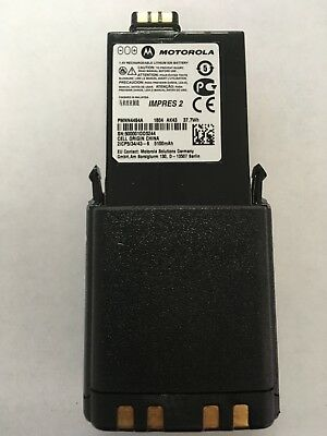 New-oem Motorola Apx 6000 7000 8000 Battery Pmnn4494 5100mah Li-ion Impres