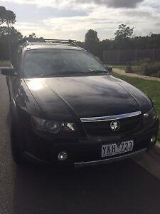 Holden Adventra VZ (PRICE DROP) Bundoora Banyule Area Preview