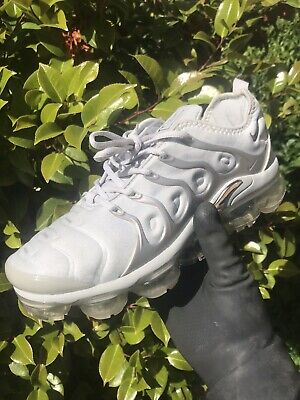 Nike Vapormax Plus Grey Size 8.5 UK