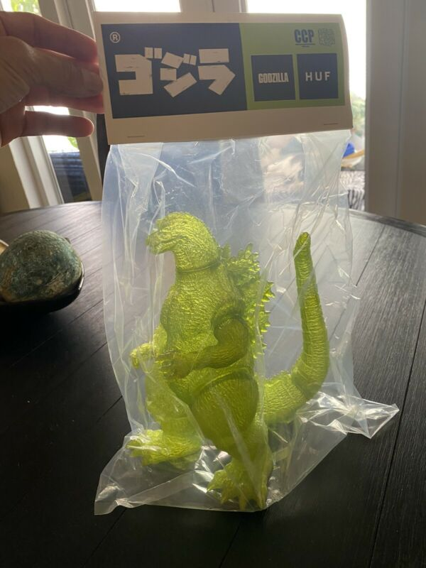 Godzilla X HUF by Medicom