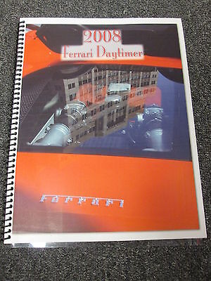 FERRARI DAYTIMER - 2008 - EXCELLENT CONDITION