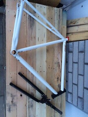 Mongoose Maurice Fixie Frameset In Excellent Condition