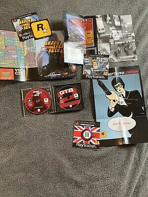 Grand Theft Auto -- Collector's Edition (Sony PlayStation 1, 2002) - European..., used for sale  Shipping to Nigeria