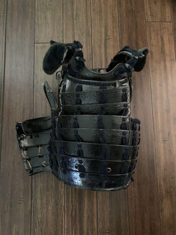 "Edo Era ""Do"" Japanese Body Armor"