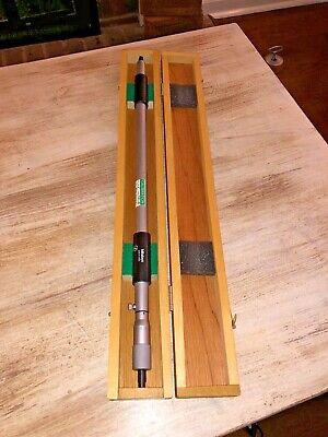 Mitutoyo Tubular Inside Micrometer 133-160 Im 500 0.01mm 475-500mm