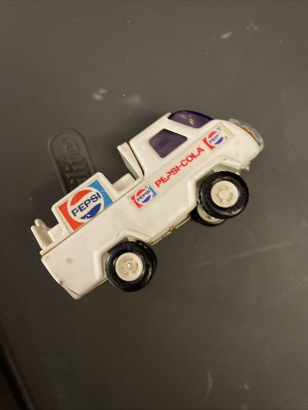 Vintage Pepsi-cola Delivery Truck Buddy L Corp