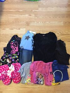 Size 7/8 Girl Clothes