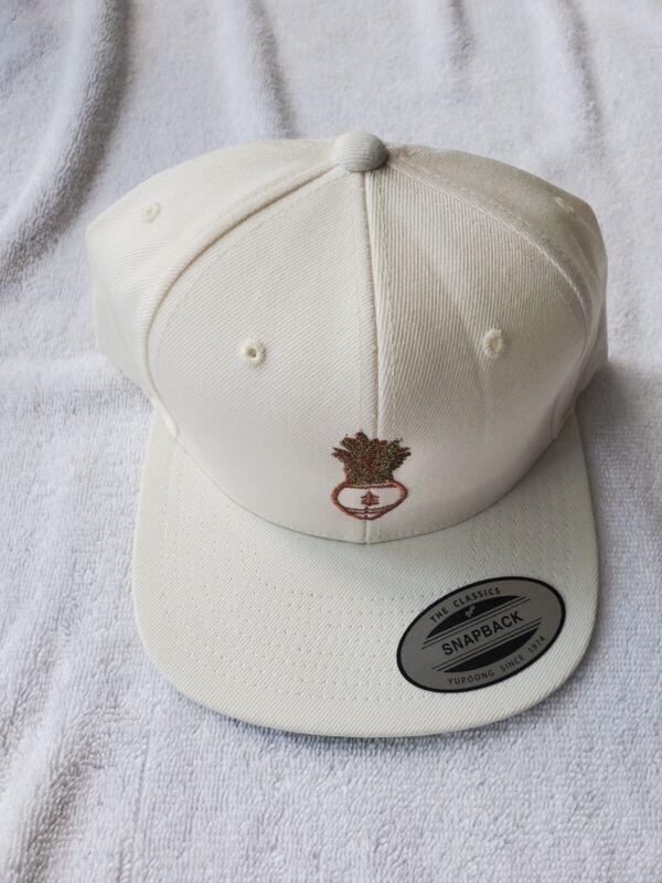 RARE Absolut Elyx Pineapple White Snapback Hat Miami Super Bowl LIV