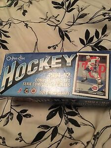 O-Pee-Chee Complete 528 Card Set