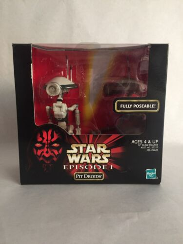 "Star Wars Episode I Pit Droids 12"" Scale Figures"