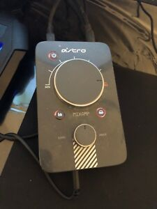 Astro Mixamp Pro & Astro A10 headset & Scuf PS4 for sale