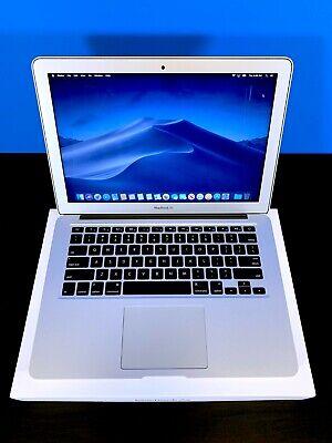 """Apple MacBook Air 13"""" / 1.7GHz Intel Core / SSD / OSX-2018 / 3 YEAR WARRANTY"""
