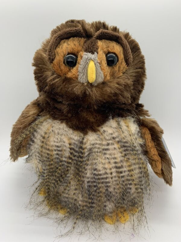 Webkinz Barred Owl HM451 NEW With Sealed Code