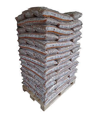 Holzpellets ENplusA1 Sackware 2 x 900Kg inkl. Lieferung Deutschlandweit