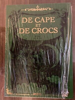 De Cape et de Crocs - Coffret Tomes 4 à 6- Masbou - Alain Ayroles