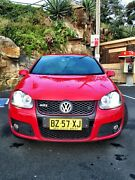 VW Gti golf with Dsg and leather and xenons  Bellingen Bellingen Area Preview