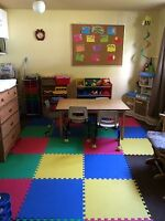Home Daycare has full time opening in February
