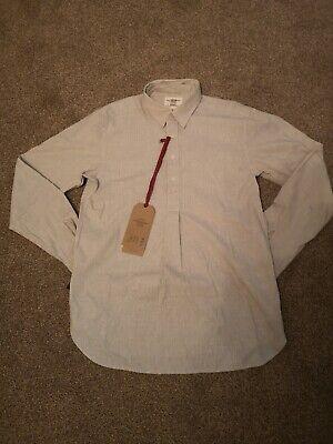 New Mens Kent & Curwen David Beckham Charlwood Shirt Top Designer Tunic Medium
