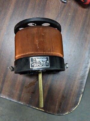 115v 1.6a Variac Autotransformer Voltage Regulator Powerstat