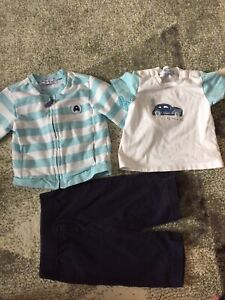 Car outfit 2-4m
