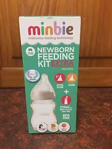 Minbie Newborn Feeding Kit EXTRA Wulagi Darwin City Preview