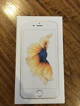 APPLE IPHONE 6s BRAND NEW IN SEALED BOX 16gig GOLD South Yarra Stonnington Area Preview