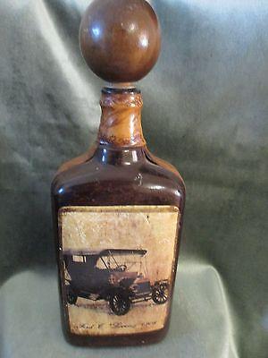 ANTIQUE 1902 FORD LIXXIE BOTTLE (GLASS)