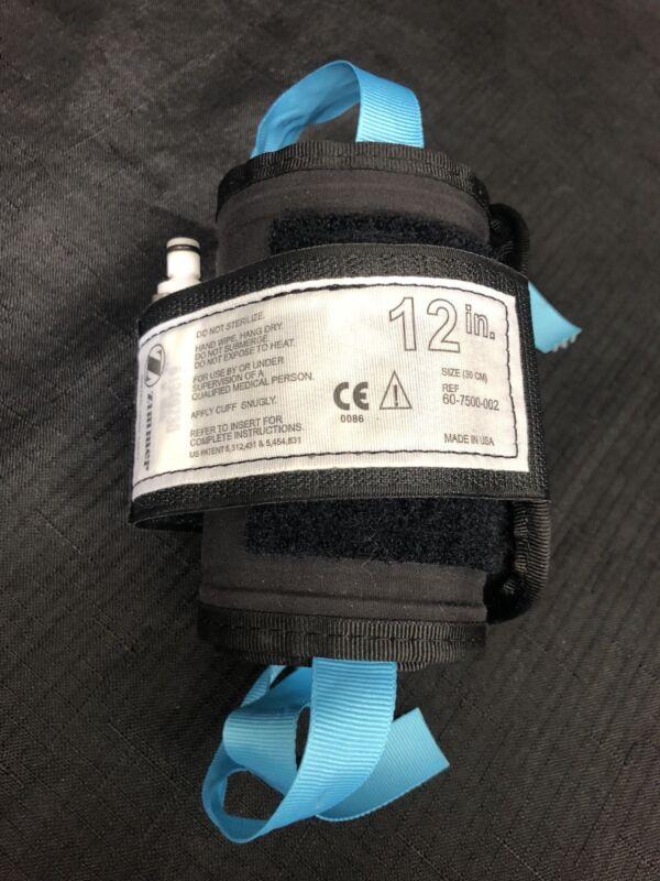 ZIMMER 60-7500-002 Light Blue 12inch Reusable Tourniquet Cuff