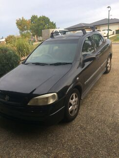 2001 Holden Astra (needs some work) OFFERS  ACCEPTED !