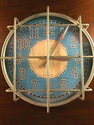 Sterling & Noble Funk University wall clock