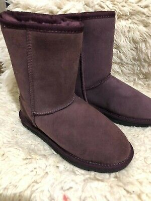 CLEARANCE - Jumbo Ugg Boots - Made In Au - Classic short - purple - EUR 37
