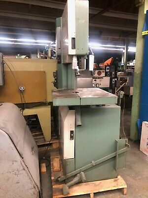 Rockwelldelta 28-3x5 20 Vertical Woodmetal Variable Speed Bandsaw