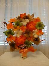 Orange floral arrangement Kidman Park Charles Sturt Area Preview