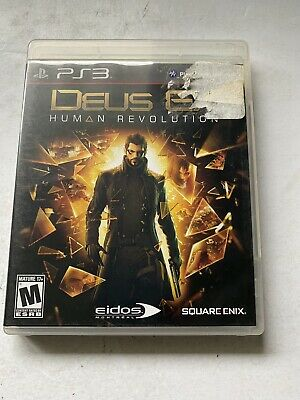 Deus Ex: Human Revolution(Sony PlayStation 3, 2013) for sale  Shipping to Nigeria