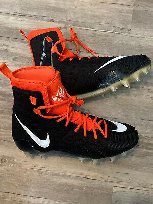 Nike Force Savage Elite TD Linemen Football Cleats Size US 13  918345-018