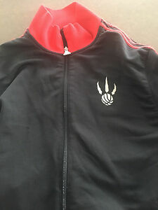 Various Men's Clothing Raptors Shirts & Jackets etc