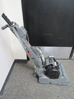 Used Clarke Ez-8 Floor Sander Expandable Drum Hardwood Floor Refinishing
