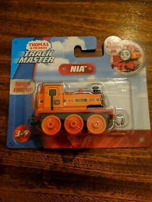 Thomas & Friends Track Master NIA Push Along Metal Engine